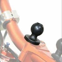 Für Handy Camera Stützen RAM Mount Motorrad Bike Mount Fork Stem Base with Ball