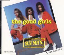 GOOD GIRLS - Just call me REMIX 5TR CDM 1993 / RnB SWING / Motown label