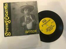 "Superdooper Grieving Eucalyptus 7"" Record Punk Rock Metal 45rpm Pazzafist NM"