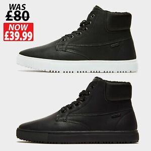 Nanny State Tony Mens Boots - BLACK - Sizes - 7 - 12 (UK) - Was £80 *BNIB