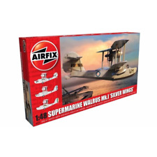 Airfix A09187 1/48 Supermarine Walrus Mk.1 Silver Wings Brand New