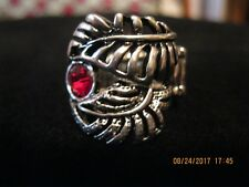Paparazzi Rings Sparrow Sparkle - Red
