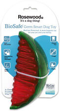 Rosewood BioSafe Hygienic Watermelon Dog Toy | Dental Floats Summer Fruit