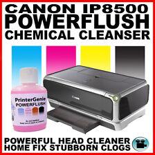 Canon Pixma IP8500 Printer: Head Cleaning Kit: Nozzle Flush Printhead Unblocker