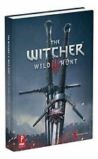 The Witcher 3 Wild Hunt Collector's Edition Prima Game Guide Hardcover
