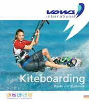 Kiteboarding Work- und Stylebook Freestyle Wave Kite-Systeme Tipps Tricks Buch