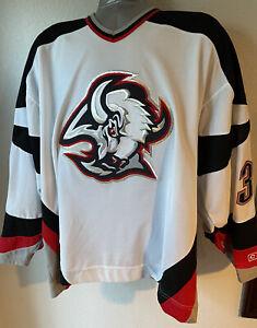 CCM Dominik Hasek Buffalo Sabres Hockey Jersey 39 AIR-KNIT XXL Used
