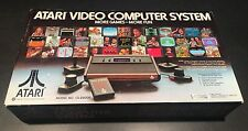 Atari CX-2600 A Model Video Computer System Factory Sealed🕹Home Console NIB