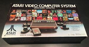 Atari 2600-CX A Model Video Computer System Factory Sealed🕹Console #JayZBuyThis