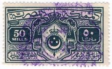(I.B) Egypt Revenue : Consular Duty 50m