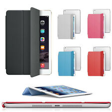 New Ultra Slim Magnetic Smart Cover Stand case For Apple iPad Air & Mini 1 2