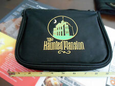Walt Disney Imagineering WDI D23 Haunted Mansion Pin Trading Bag Crossbody Pouch