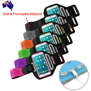 Sports Gym Running Slim Armband for Samsung Galaxy Note 20 S20 5G Arm Band Case