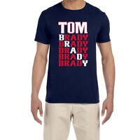 New England Patriots Tom Brady T-Shirt