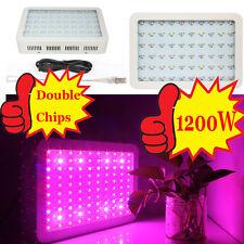 1200W Full Spectrum LED Grow light for Hydro indoor Plants Flower Fruit Vege