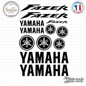 Stickers Planche Yamaha Fazer Decal Aufkleber Pegatinas PLA03 Couleurs au choix