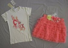 NWT Miss Grant Couture GIRLS 'CAKE' TOP TULLE SKIRT 2PC SET 9 10 11 yrs 134/ 140
