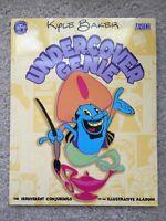 UNDERCOVER GENIE TPB (2003) DC/Vertigo 1ST Print KYLE BAKER VF/NM Cond!