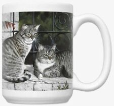 Kitkat and Boots Cat Mug