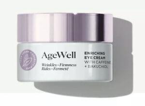 New Arbonne AgeWell enriching eye cream with caffeine +  bakuchiol (unboxed)