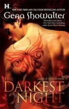 The Darkest Night (Lords of the Underworld) by Gena Showalter