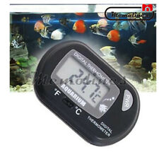 Digital LCD Sensor Temperature Controller Aquarium Thermometer Fish Tank Temp