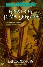 Ring for Tomb Service by Kate Kingsley
