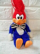 "More details for vtg 1982 woody woodpecker 10"" walter lantz plush doll california original tag!"
