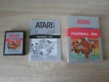 Football (complete) - Atari 2600