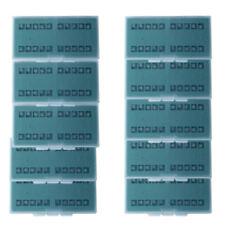 100 kits dental orthodontic ceramic bracket brace mini roth 022 3 with hook