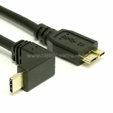 USB 3.1 Micro-B to Up Angle C