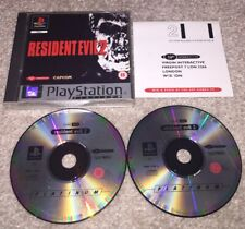 Resident Evil 2 OVP Sony Playstation 1 ps1 Spiel