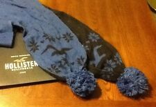 Vintage Hollister by Abercrombie scarf NWT