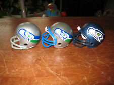 RIDDELL POCKET PRO HELMET HISTORY THROWBACK COLLECTION SEATTLE  SEAHAWKS