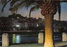 B50761 Riviera dei Flori Promenade Lungo Roja De nuit Ventimiglia  italy