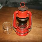 Vintage Dietz No. 50 Oil Lantern Red - Made in Hong Kong