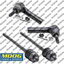 New Steering Tie Rod Inner+Outer Set End Moog ES3493T,ES3488 For Chevrolet Truck