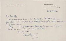 Rev S H Heaton-Renshaw. Merton Vicarage, London 1952 - Dorothy Bird  JC.591