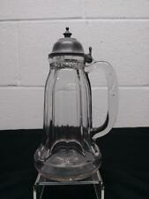 Antique Hobbs No. 90  Molasses Syrup Pitcher Can - 1/2 Pint