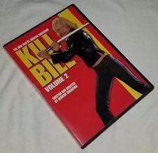 Kill Bill Vol. 2 (DVD, 2004, Anamorphic Widescreen) Daryl Hannah, Michael Madsen