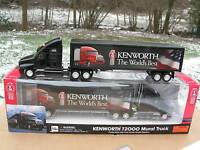 NORSCOT 1/50 CAMION KENWORTH T2000 6X4  SEMI-REMORQUE MURAL TRUCK