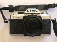 Minolta X-500 X500 35mm Spiegelreflexkamera nur Gehäuse MD MC SR