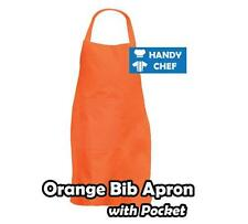 3 X Chef Bib Aprons Pocket, see handy chef store for quality chef Jackets, Pant
