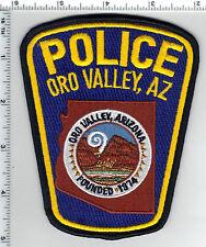 Oro Valley Police (Arizona) Shoulder Patch