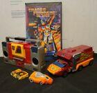Transformers G1 Rodimus Prime Blaster Lot