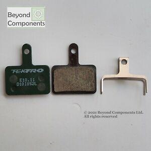 Tektro High Performance Organic Disc Brake Pads E10.11 Tektro and Shimano
