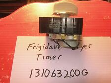 Frigidaire Electric Dryer Timer Switch 131063200G 131063200 Free Shipping