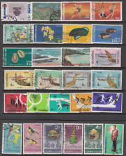Thailand hi val selection 1975 27 diff used stamps cv $51