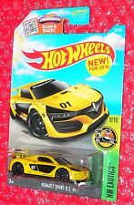 2016 Hot Wheels RENAULT SPORT R.S. 01  #79 HW Exotics  DHP01-D9SP  SPRING