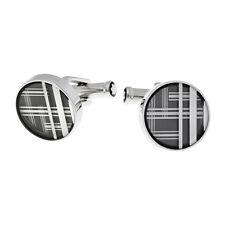Montblanc Contemporary Striped Cufflinks